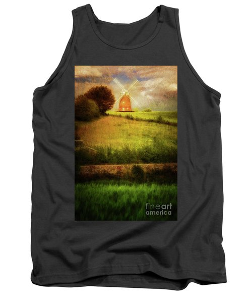 Thaxted Mill Tank Top by Jack Torcello