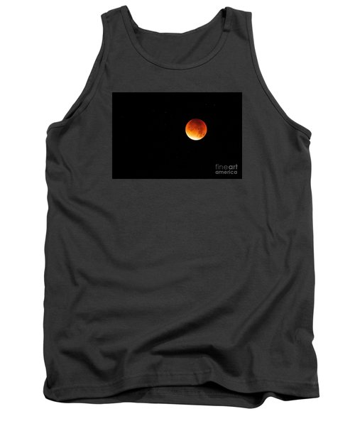 The 2015 Blood Moon  Tank Top