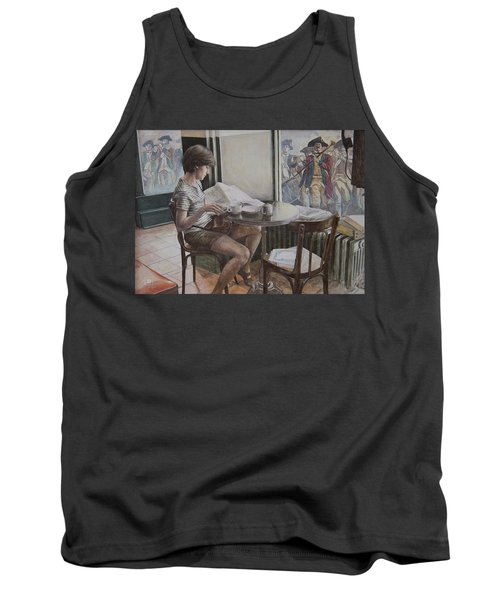 The 4th Of July Tank Top