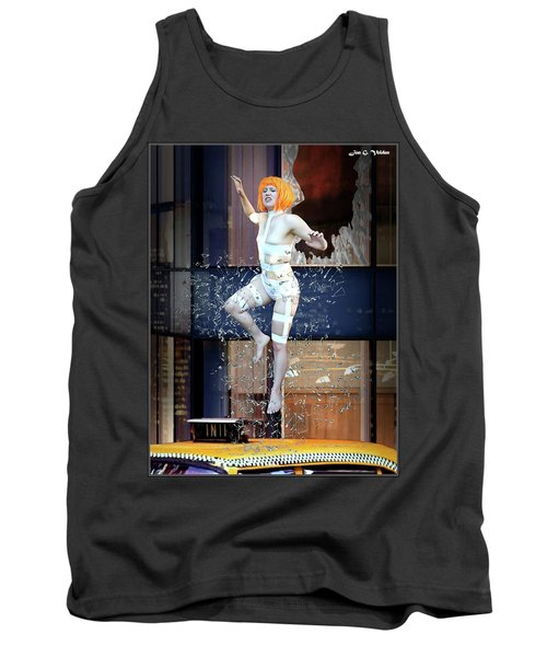 The 5th Element Tank Top