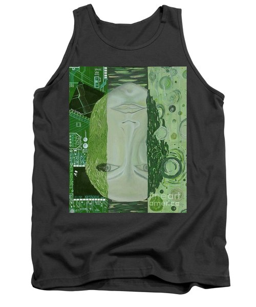 The 7th Creation Tank Top by Talisa Hartley