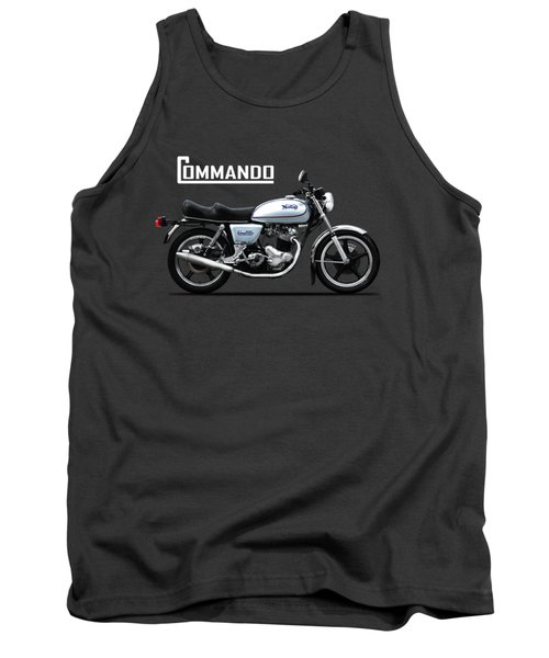 The 850 Commando Tank Top