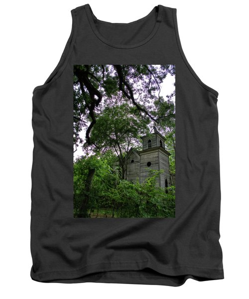 The Abandoned Church Tank Top