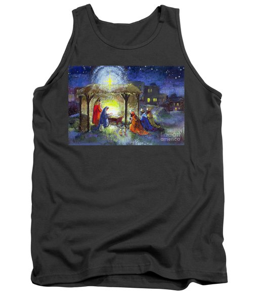 The Adoration Of The Magi  Tank Top