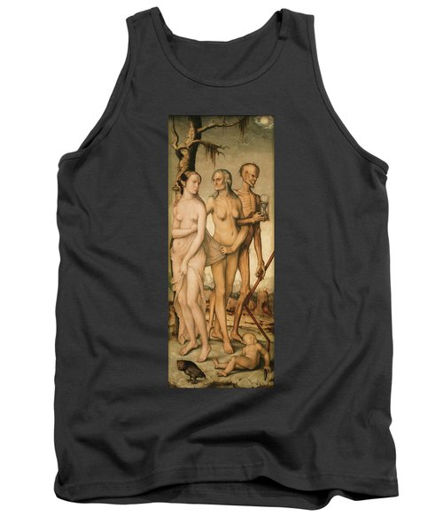 The Ages And Death Tank Top