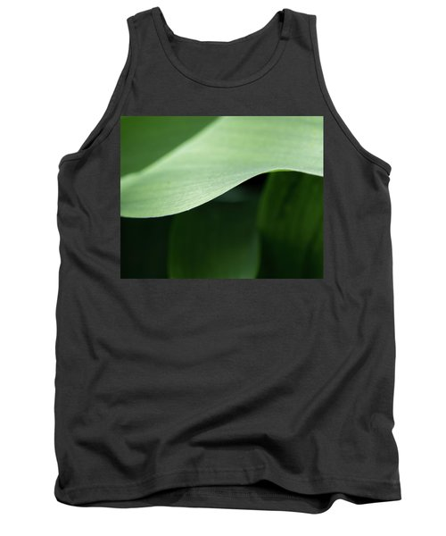 The Allure Of A Curve - Tank Top