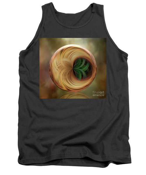 The Altar Orb Tank Top by Judy Wolinsky