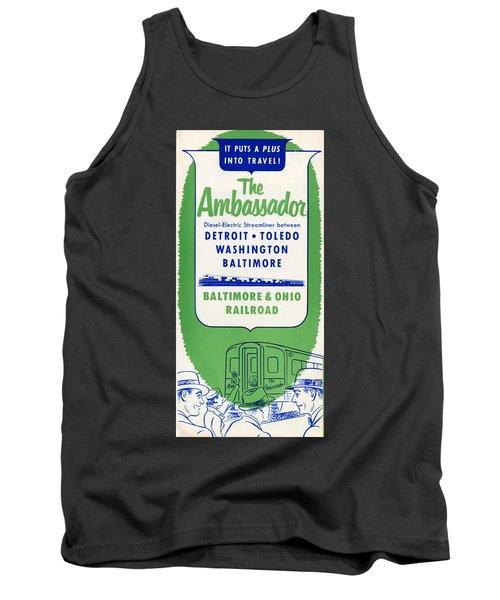 The Ambassador Tank Top