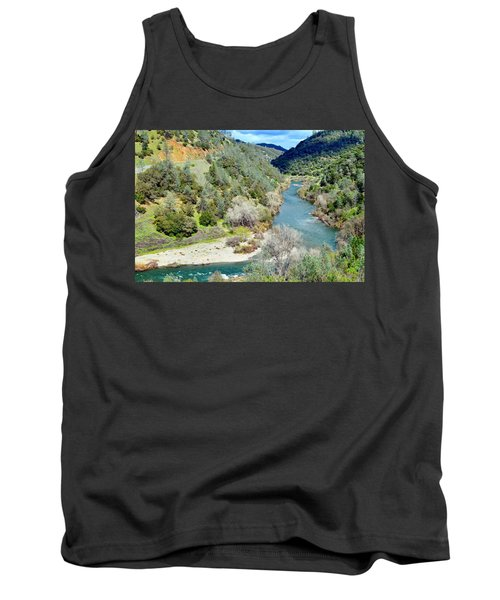 The American River Tank Top