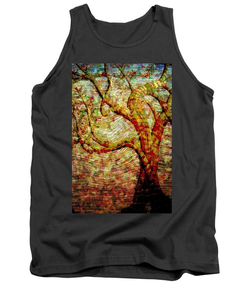 The Ancient Tree Of Wisdom Tank Top