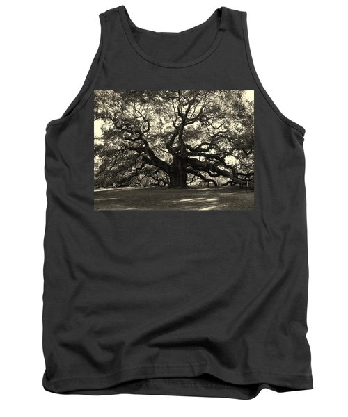 The Angel Oak Tank Top