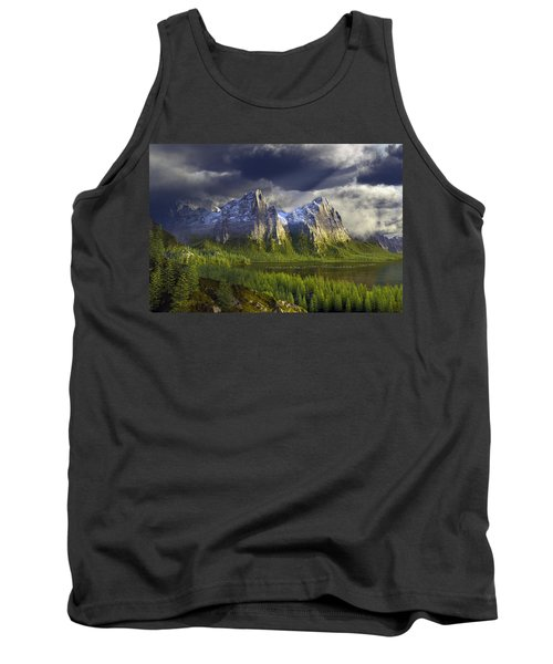 The Anvils Of Thor Tank Top