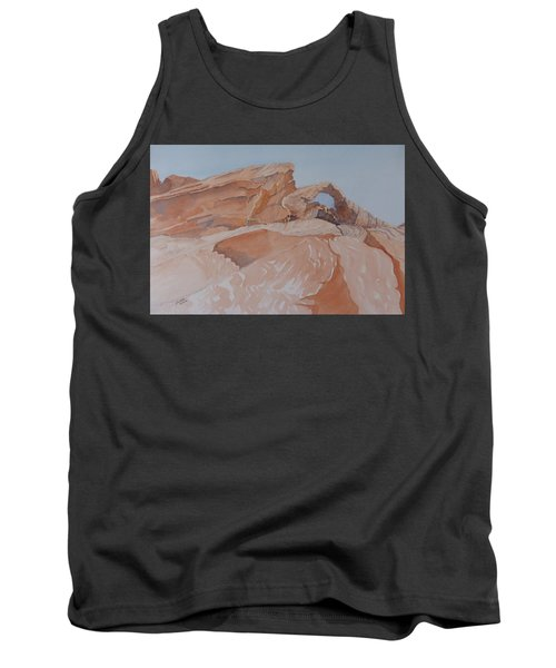 The Arch Rock Experiment - Vii Tank Top
