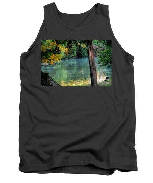 The Arrival Tank Top
