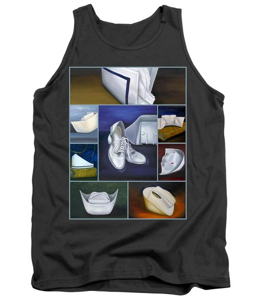 The Art Of Nursing Tank Top