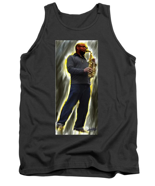 The Artist's Other Tank Top
