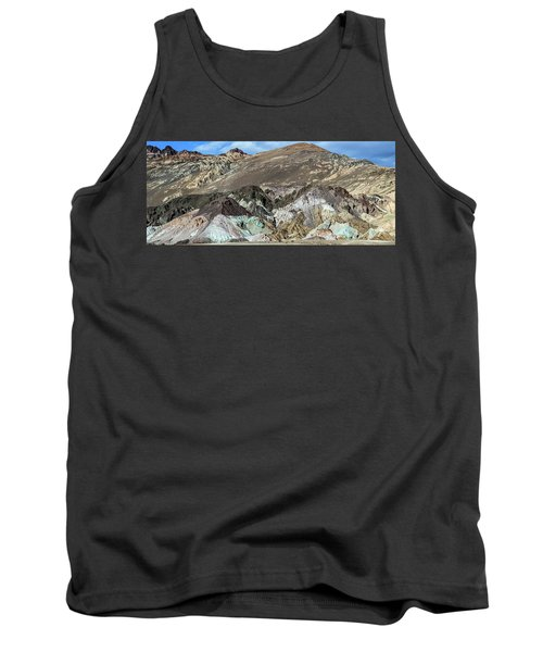 The Artists Palette Death Valley National Park Tank Top