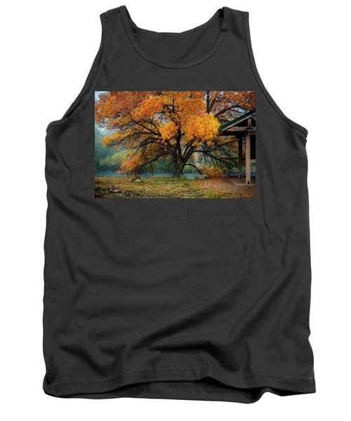 The Autumn Tree Tank Top