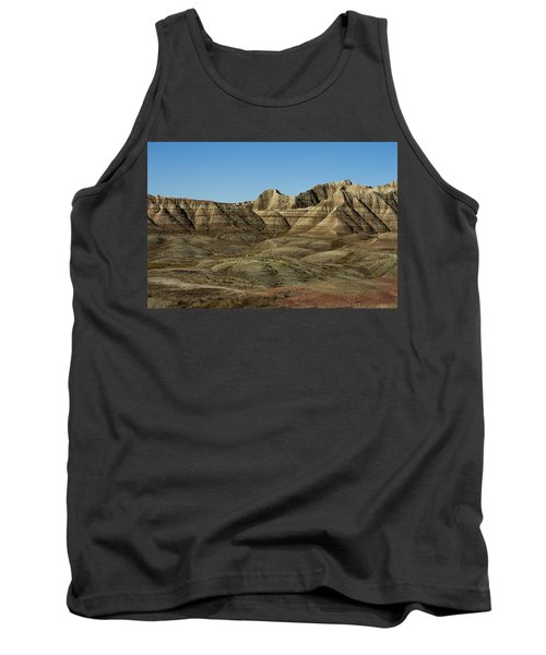 The Bad Lands Tank Top