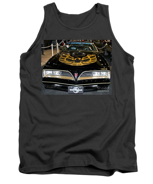 The Bandit Tank Top by Pamela Walrath