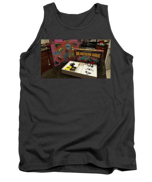 The Batman Game Tank Top
