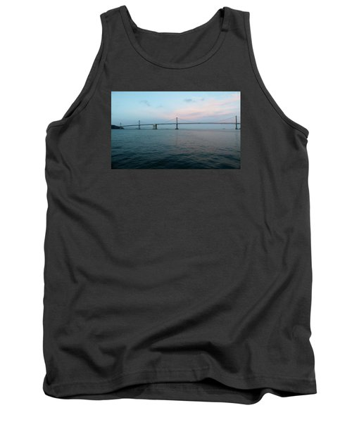 The Bay Bridge Tank Top