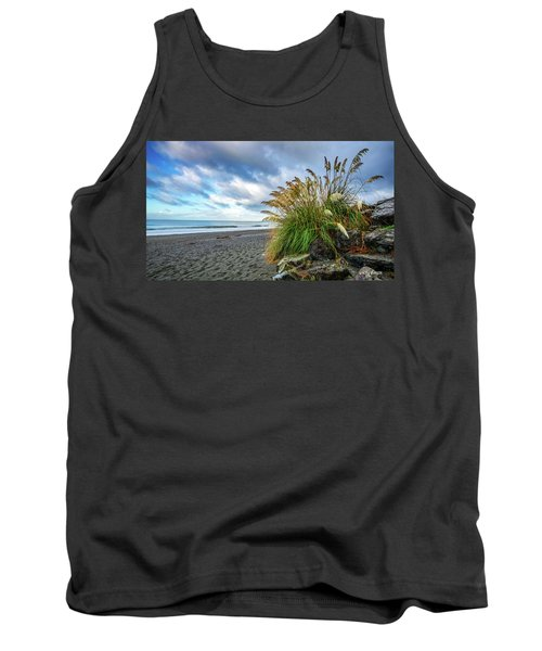 The Beach At Brookings Tank Top