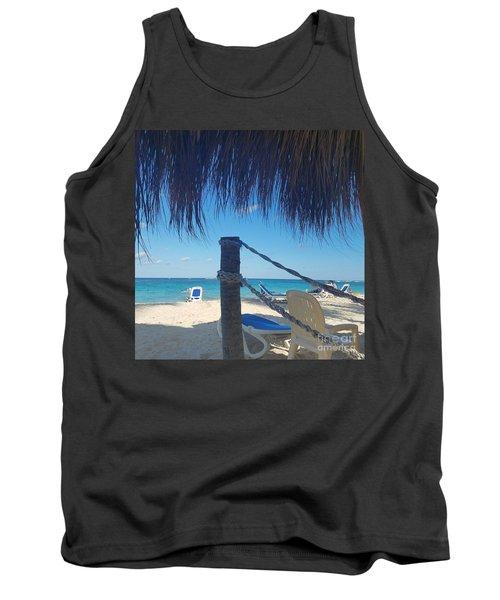 The Beach's Edge Tank Top