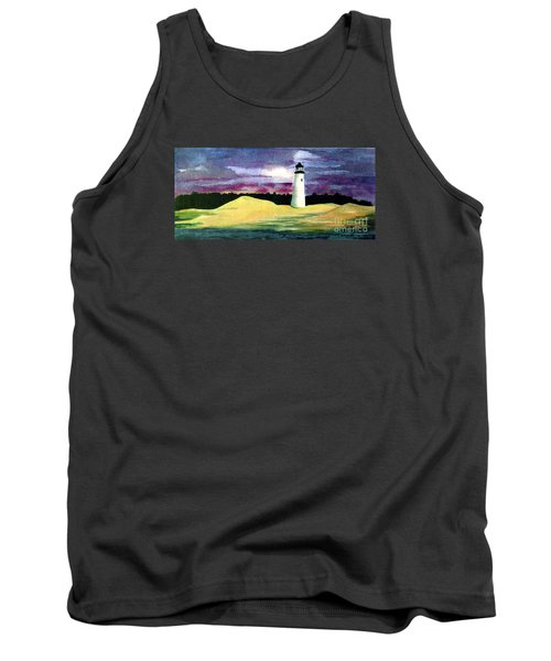 Tank Top featuring the painting The Beacon by Patricia Griffin Brett