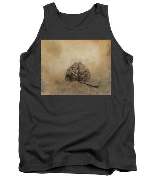 The Beauty Of Decay Tank Top
