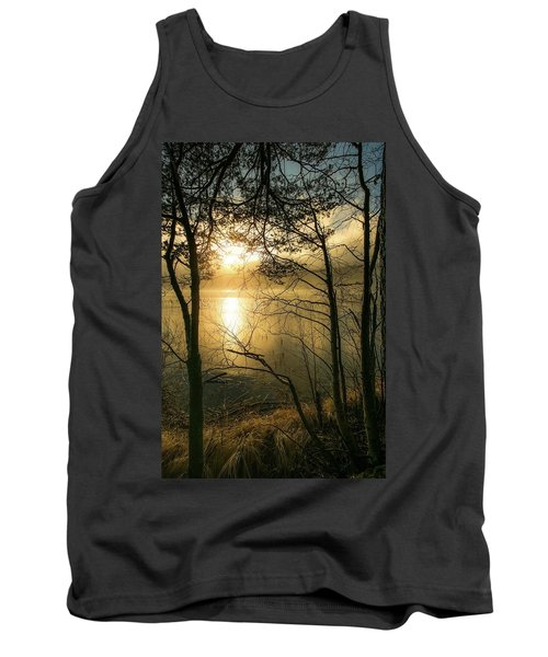 The Beauty Of Nature Tank Top by Rose-Marie Karlsen