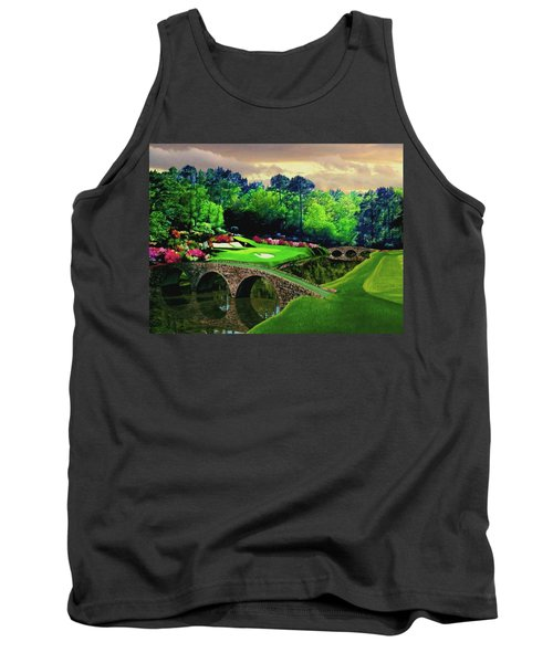 The Beauty Of The Masters Tank Top