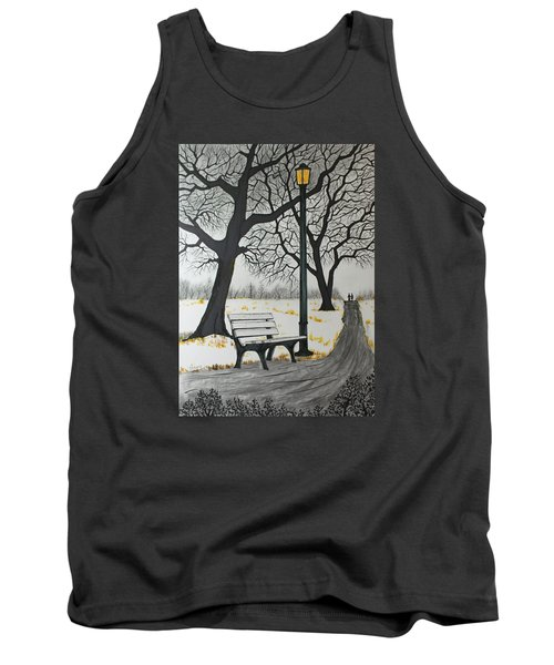 The Bench Tank Top by Jack G  Brauer