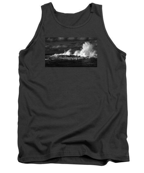 The Big One Tank Top