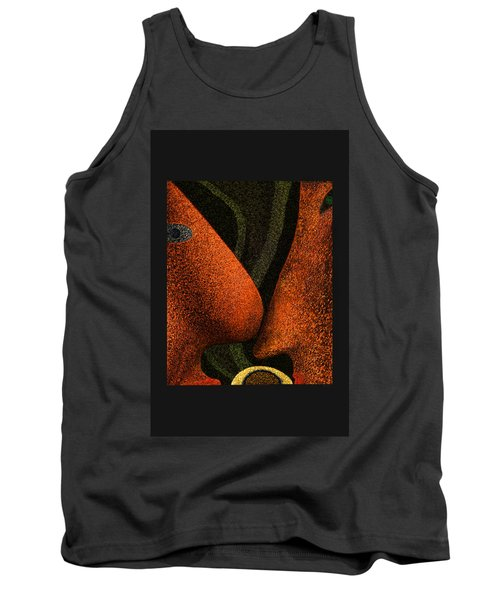 The Birth Of A New Life Tank Top by Alex Galkin