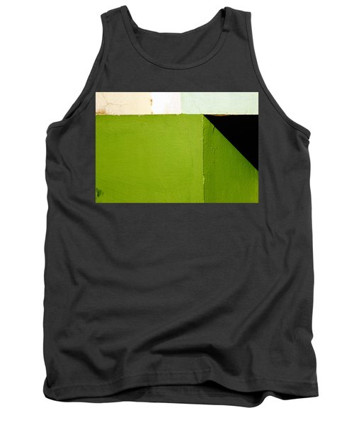 The Black Triangle Tank Top by Prakash Ghai