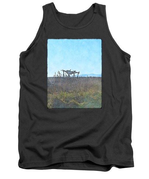 The Blind Tank Top