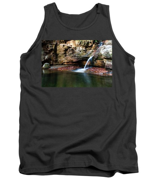 The Blue Hole In November #1 Tank Top