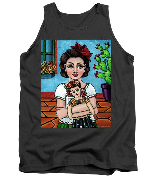 The Blue House Tank Top