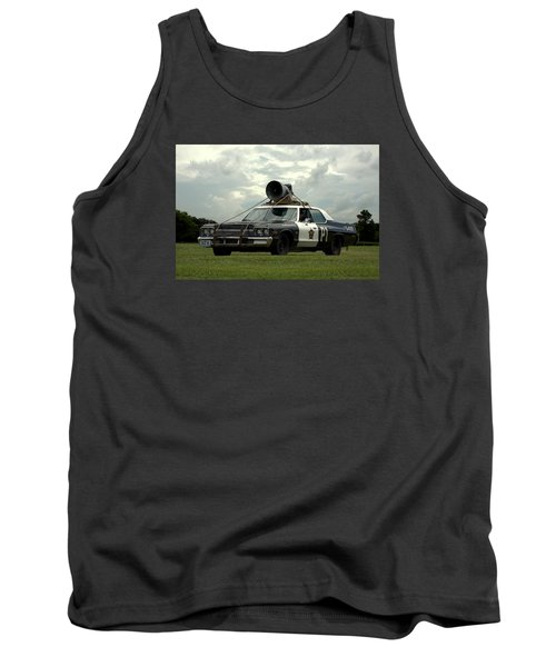 The Bluesmobile Tank Top by Tim McCullough
