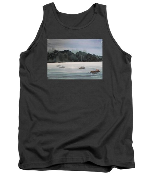 The Boat Ride Tank Top
