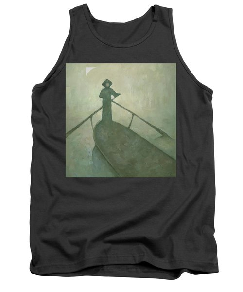 The Boatman Tank Top