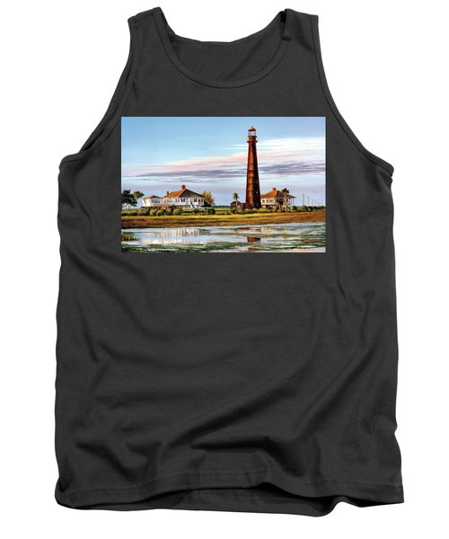 The Bolivar Lighthouse Tank Top
