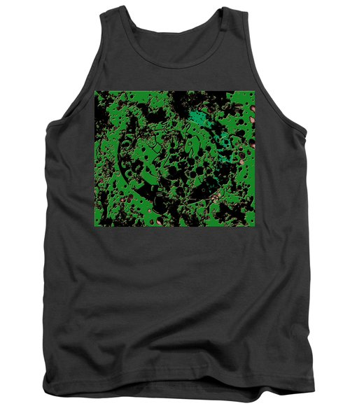 The Boston Celtics 6c Tank Top by Brian Reaves