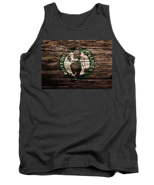 The Boston Celtics 6e Tank Top by Brian Reaves