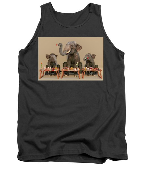 The Breakfast Lesson Tank Top