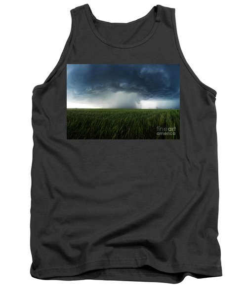 The Breath Before The Plunge Tank Top