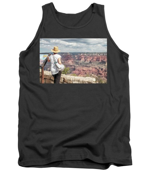 The Breathtaking View Tank Top