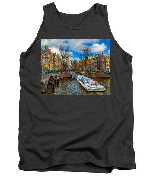 The Bridges Of Amsterdam Tank Top