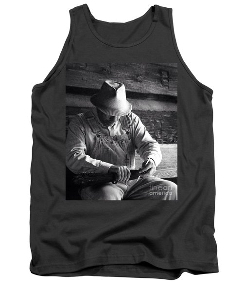 The Broomcorn Johnny Tank Top